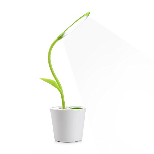 Iegrow Flexible Usb Touch Led Desk Lamp The Quick Gift